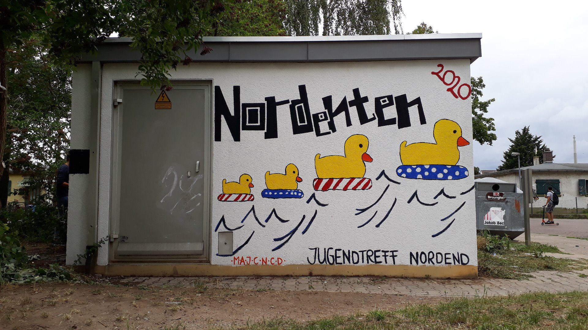 Nordenten / © Stadt Worms